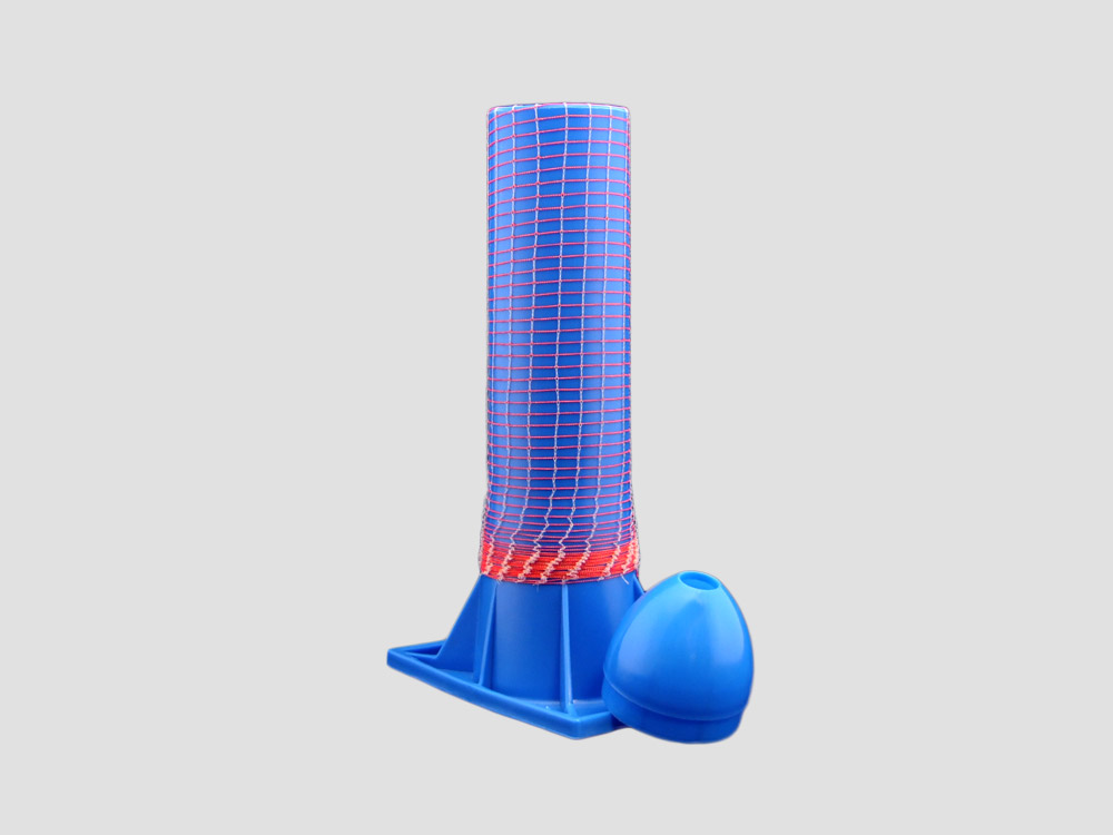 Plastic tube for net loading 96 mm