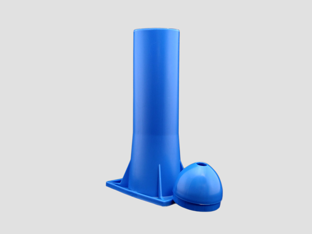 Plastic tube for net loading 125 mm