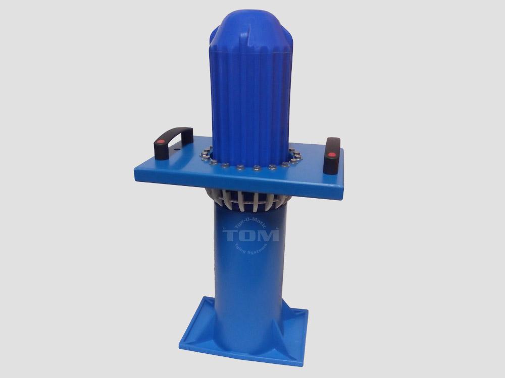Conjunto completo tubo + cabeza + agarrador diámetro 96 mm precio referido al conjunto