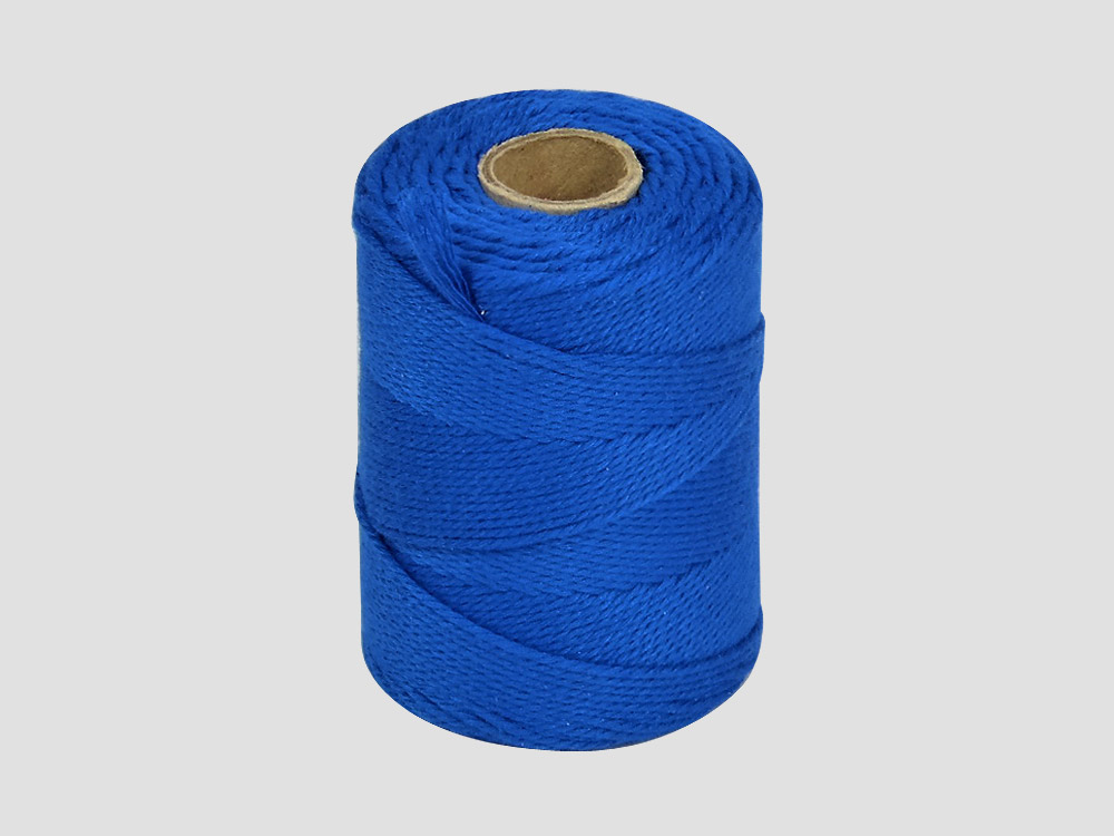 Cotton butcher twine Blue 250 gr