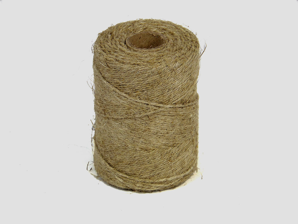 Cotton butcher twine Brown 250 gr