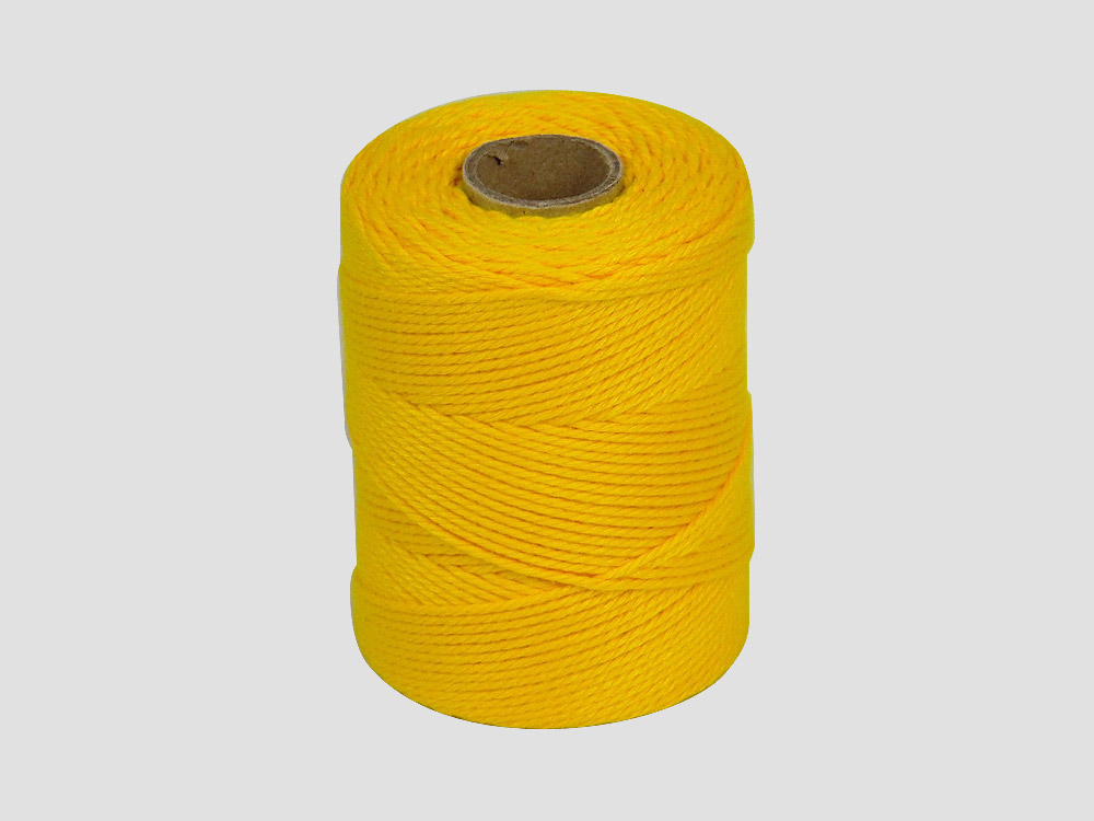 Cotton butcher twine Yellow 250 gr